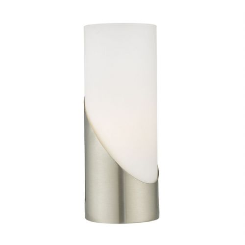 Faris Table Lamp Touch Satin Nickel TXFAR4246-17